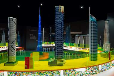 LEGO Towers of Tomorrow