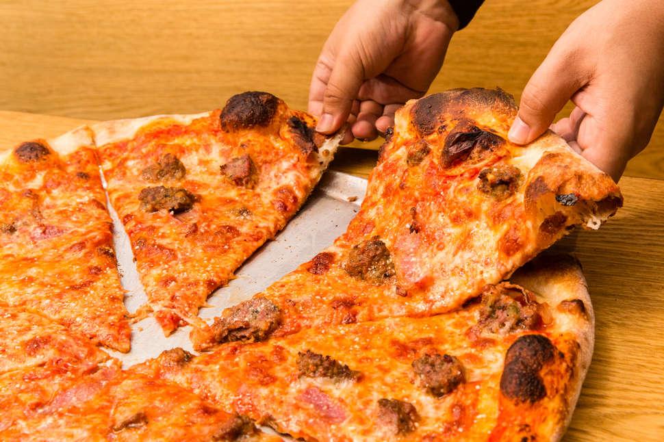 Good morning america diet pizza