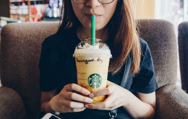 Starbucks Is Giving Out Free Drinks Today & Almost Everything Is Fair Game