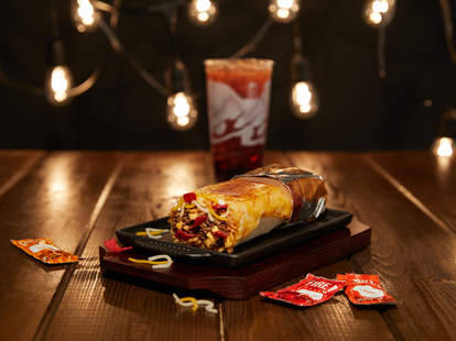 taco bell grilled cheese burrito new menu item