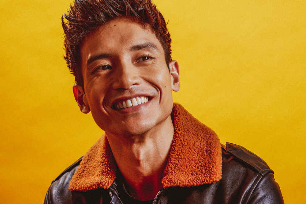 Manny Jacinto Says Goodbye to Bortles, Magic Mike Dances, and 'The Good Place'