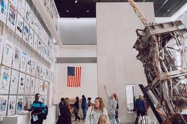 9/11 gallery newseum dc