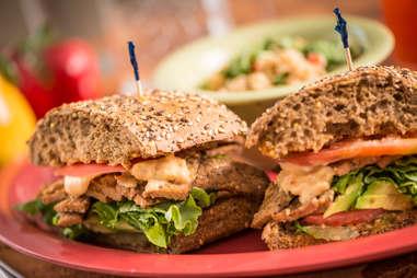 Great Full Gardens sandwich