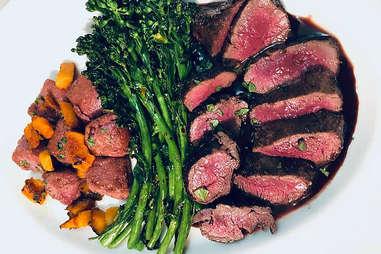 4th Street Bistro steak