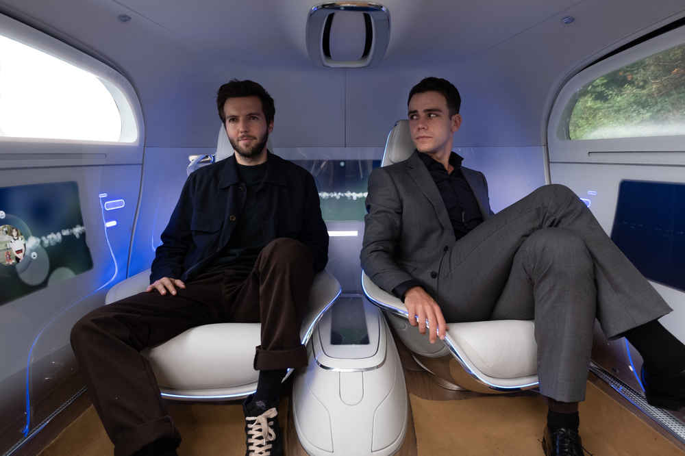 Amazon's New Sci-Fi Series 'The Feed' Predicts a Bleak & Terrifying Technological Future