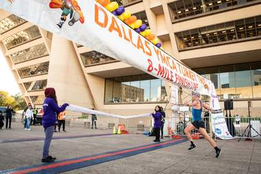 """The """"Official"""" Dallas YMCA Turkey Trot"""