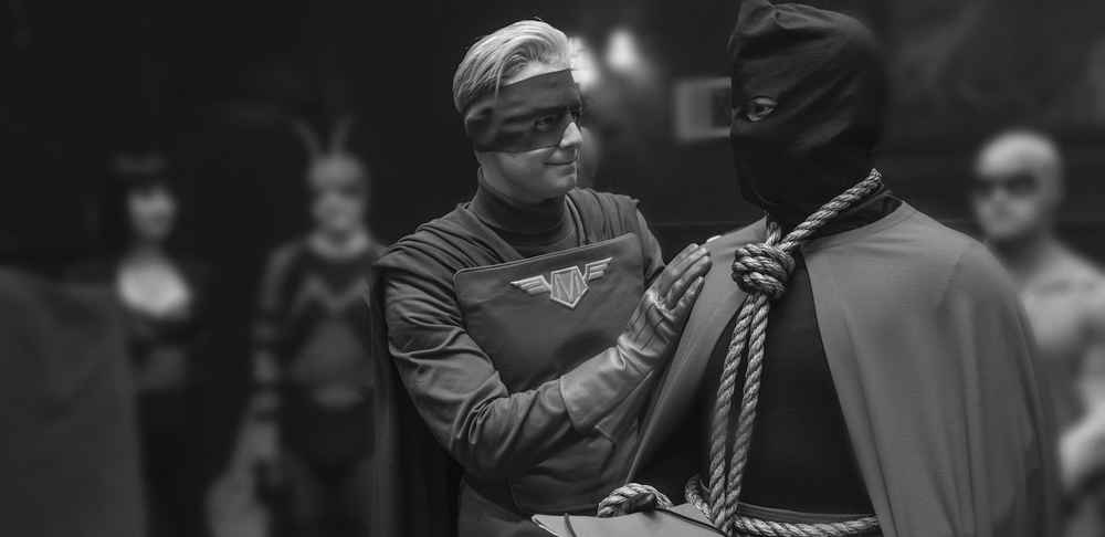 'Watchmen' Writer Cord Jefferson on That Huge Twist, Black Superheroes and Lube Man