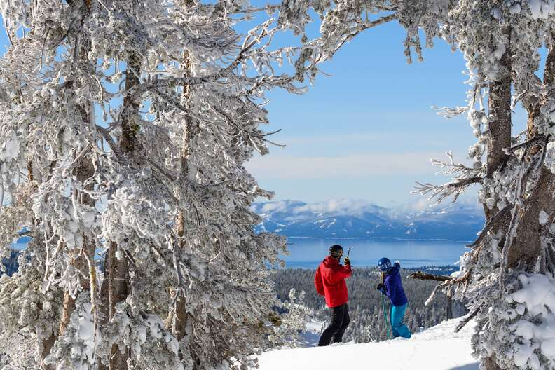 Mt Rose Ski Tahoe