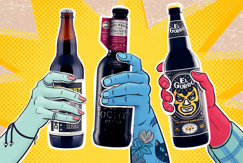 Best Stout Beers In America Right Now Top Breweries For Stouts Thrillist