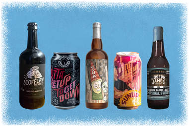 Best American stouts