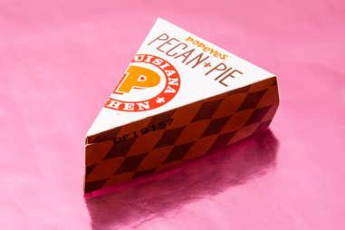 popeyes pecan pie