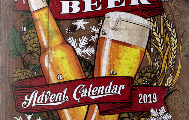 Boozy Advent Calendars Are the Best Way to Drink Through the Holidays