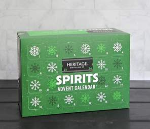 Heritage Distilling Company advent calendar