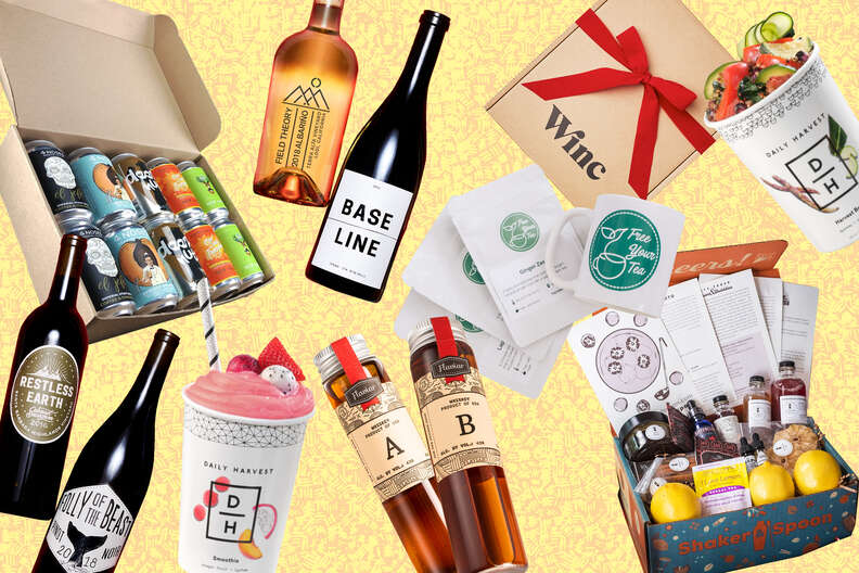 drink gift subscriptions