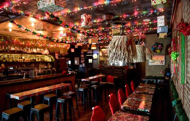 Where to Find Austin's Most Festive Holiday Pop-up Bars
