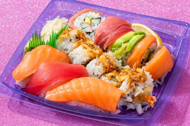 duane reade sushi