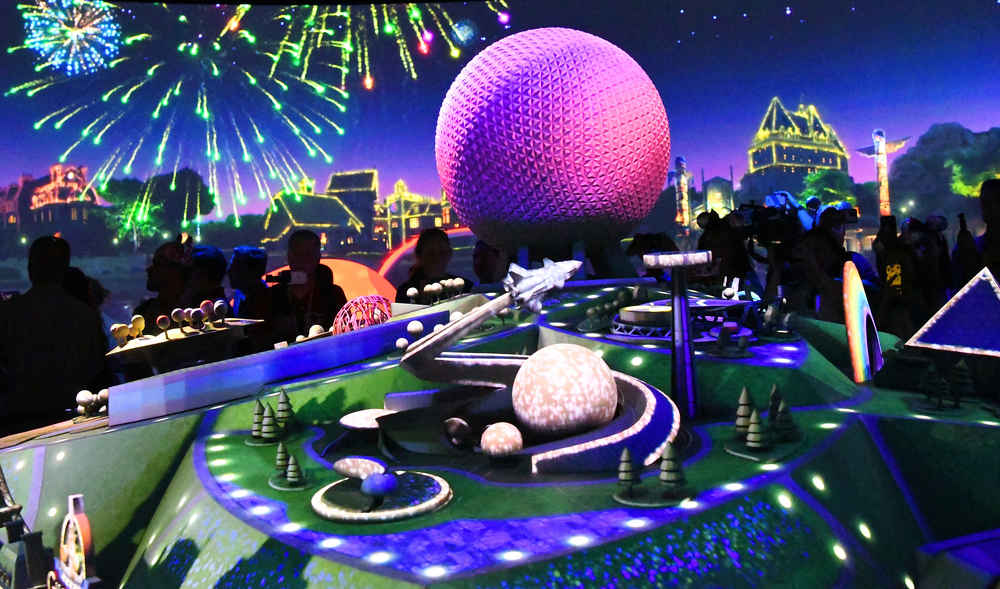 Epcot Is Getting the 'Largest Transformation of Any Disney Park Ever'