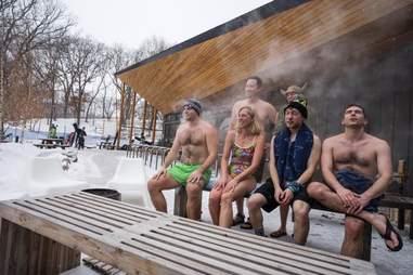 612 Sauna Society