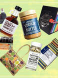 trader joe's stocking stuffers tjoes joes cookie butter tote bag hot chocolate gift guide gifting ideas