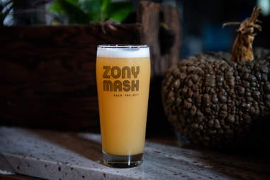 Zony Mash Beer Project