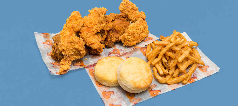 Popeyes Just Unleashed Huge Meal Combos on a Special Migos-Inspired Menu