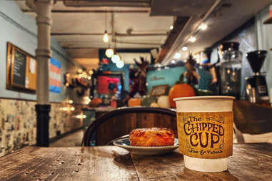 The Chipped Cup