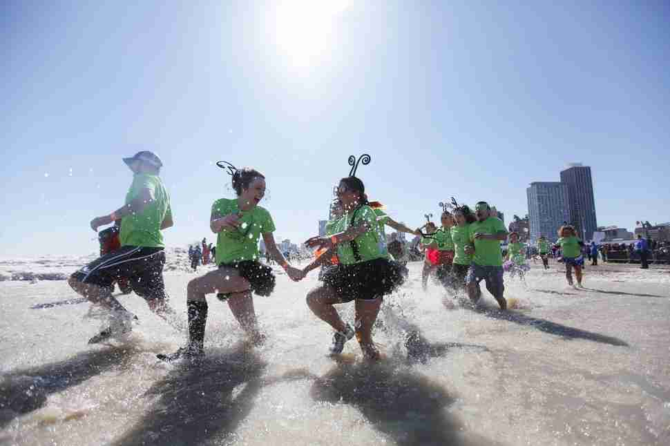Chicago Polar Plunge- Benefiting Special Olympics Chicago