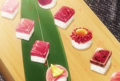 food wars, shokugeki no soma, saito somei