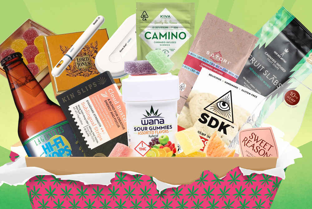 The Best Cannabis Edibles to Make Your Holidays Merry and Bright
