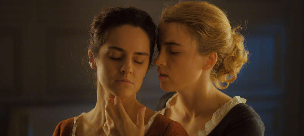 'Portrait of a Lady on Fire' Sets Lesbian Romance Ablaze