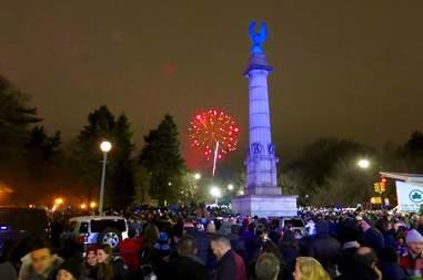Prospect Park Fireworks