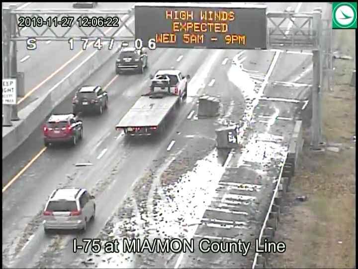 Truck Crash Spills Huge Load of Pickles All Over Highway, Puts Drivers in a Pickle