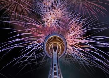 New Year's At The Needle