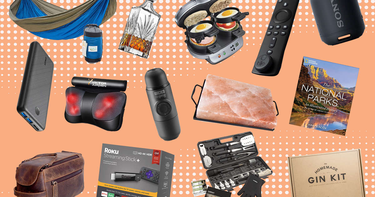Gifts Under $50 You Can Buy on Amazon for Every Kind of Dad