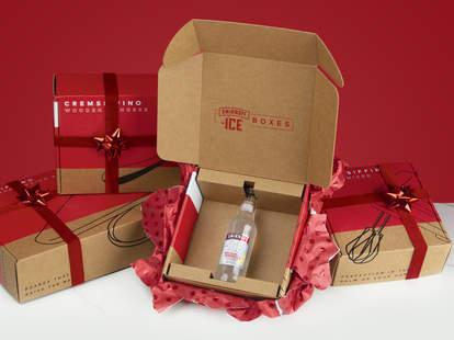 smirnoff ice giftbox present gift box holidays