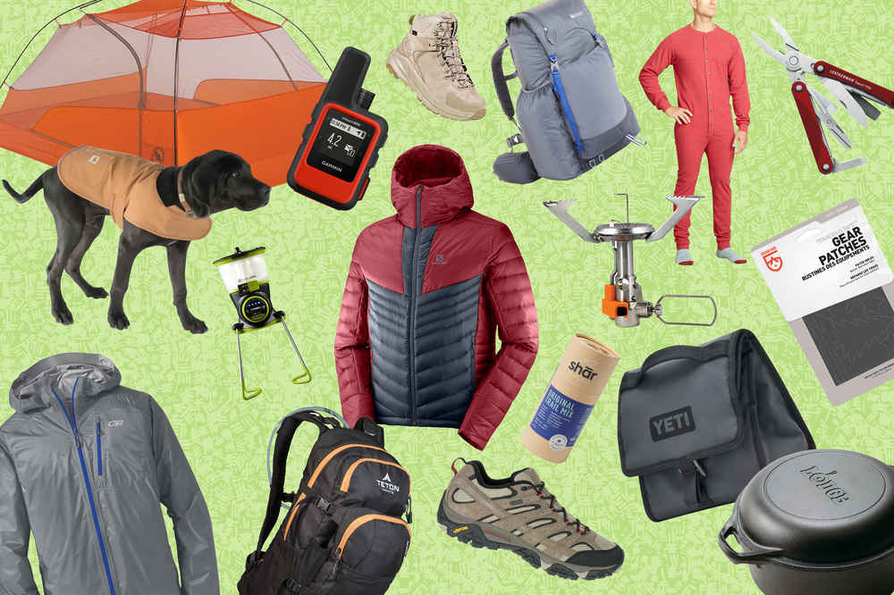 The Best Gifts for the Outdoor Adventurers on Your List