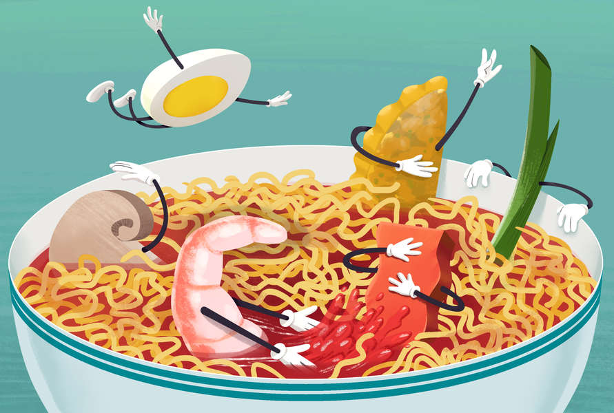 Easy Instant Ramen Upgrades Befitting Your New Life as an Adult
