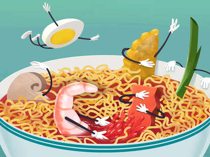 ramen instant noodles hacks hack