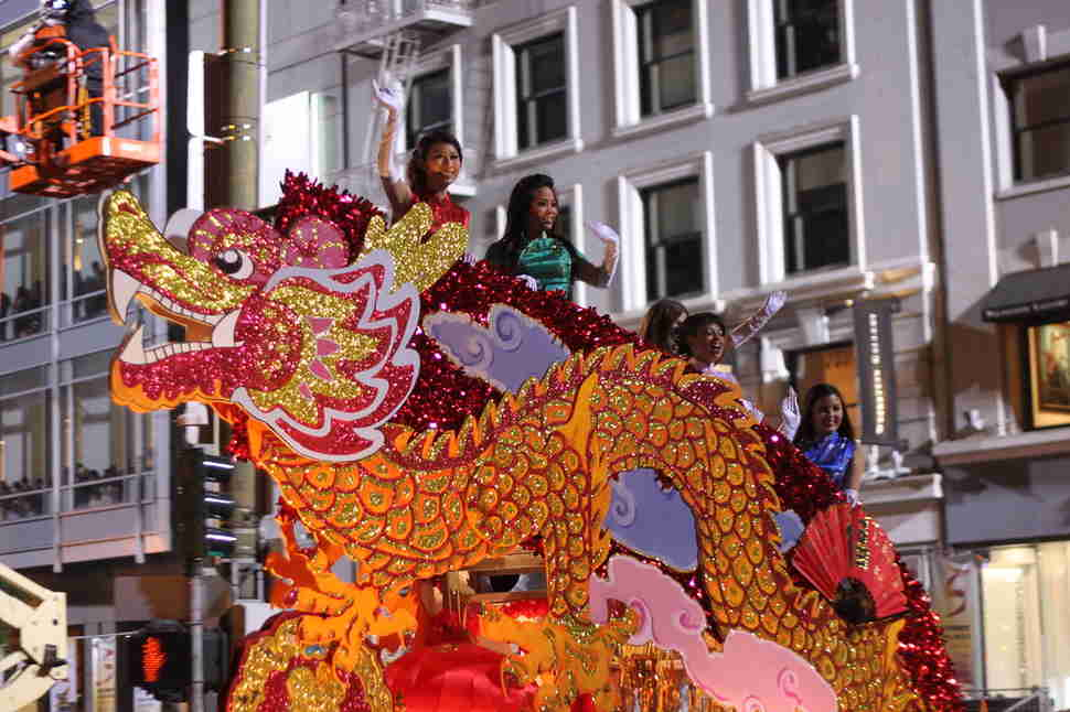 San Francisco Chinese New Year Parade