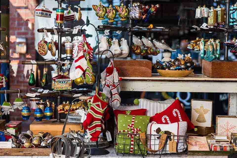 Ghirardelli Chocolate warehouse sale