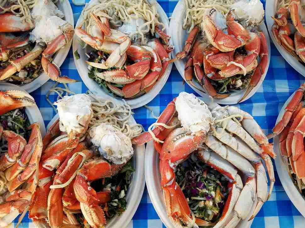 Holiday Crab Feed