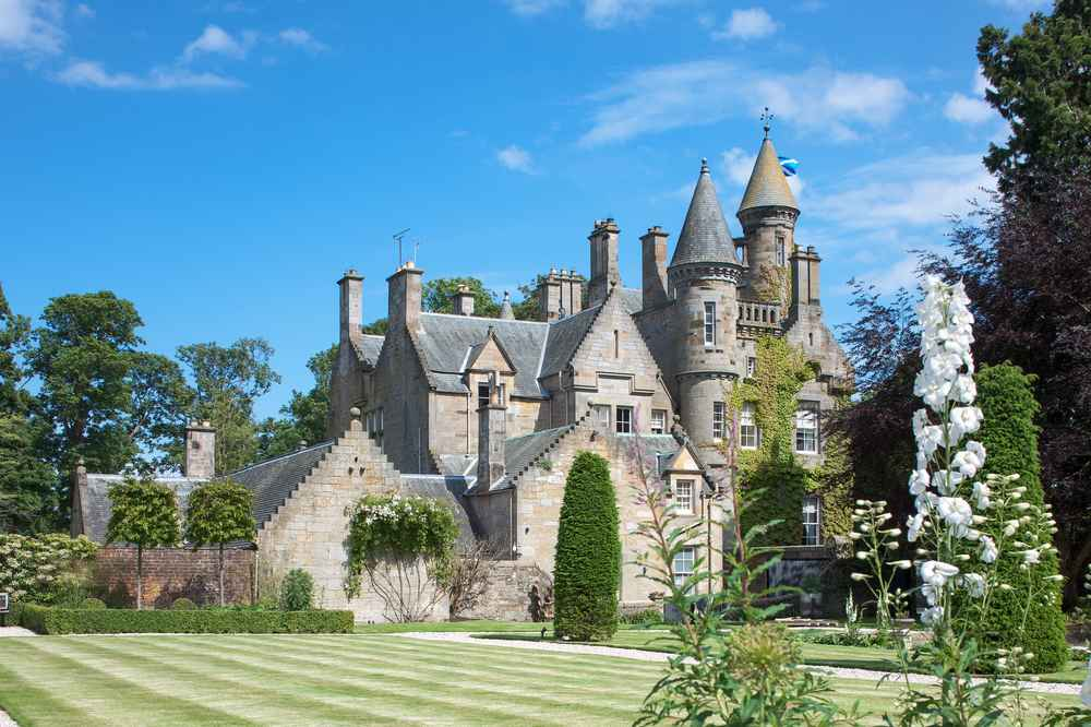 Gevalia Wants to Pay You $5,000 to Live in a Scottish Castle & Drink Coffee for a Week