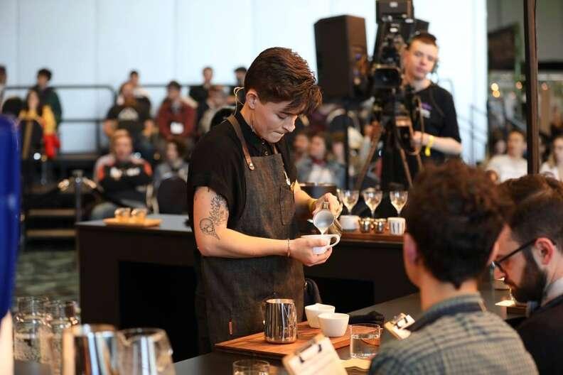 U.S. Coffee Championships
