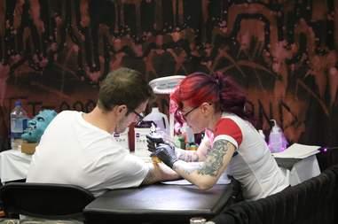 Atlanta Tattoo Arts Convention