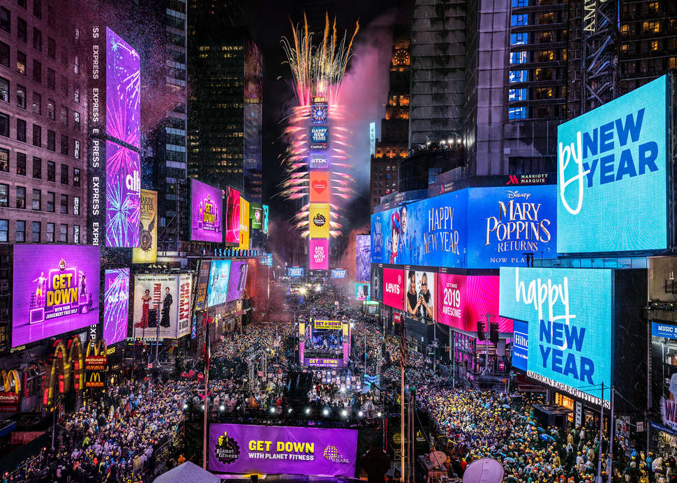 Best NYC New Year's Eve Parties & Events for 2019 - Thrillist