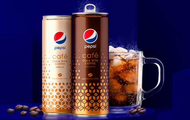 Pepsi Is Unleashing a Coffee-Soda Hybrid With Double the Caffeine