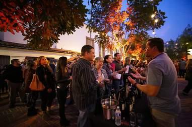 uncorked wine festival