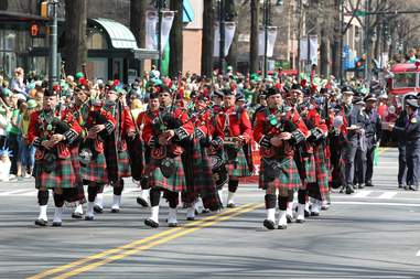 Charlotte St. Patrick's Day Parade