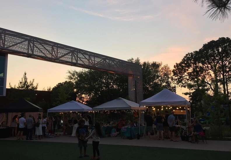 Charleston Night Bazaar