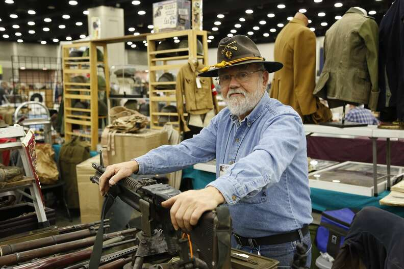 Ohio Valley Military Society and the Show of Shows